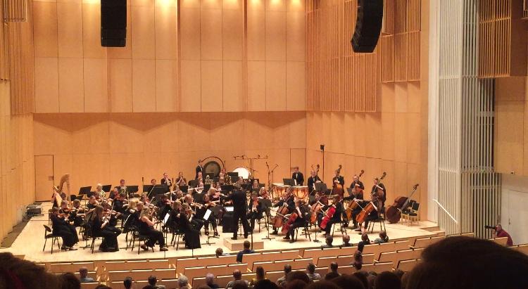 Vivo konsertoi menestyksekkäästi Mikkelin Musiikkijuhlilla