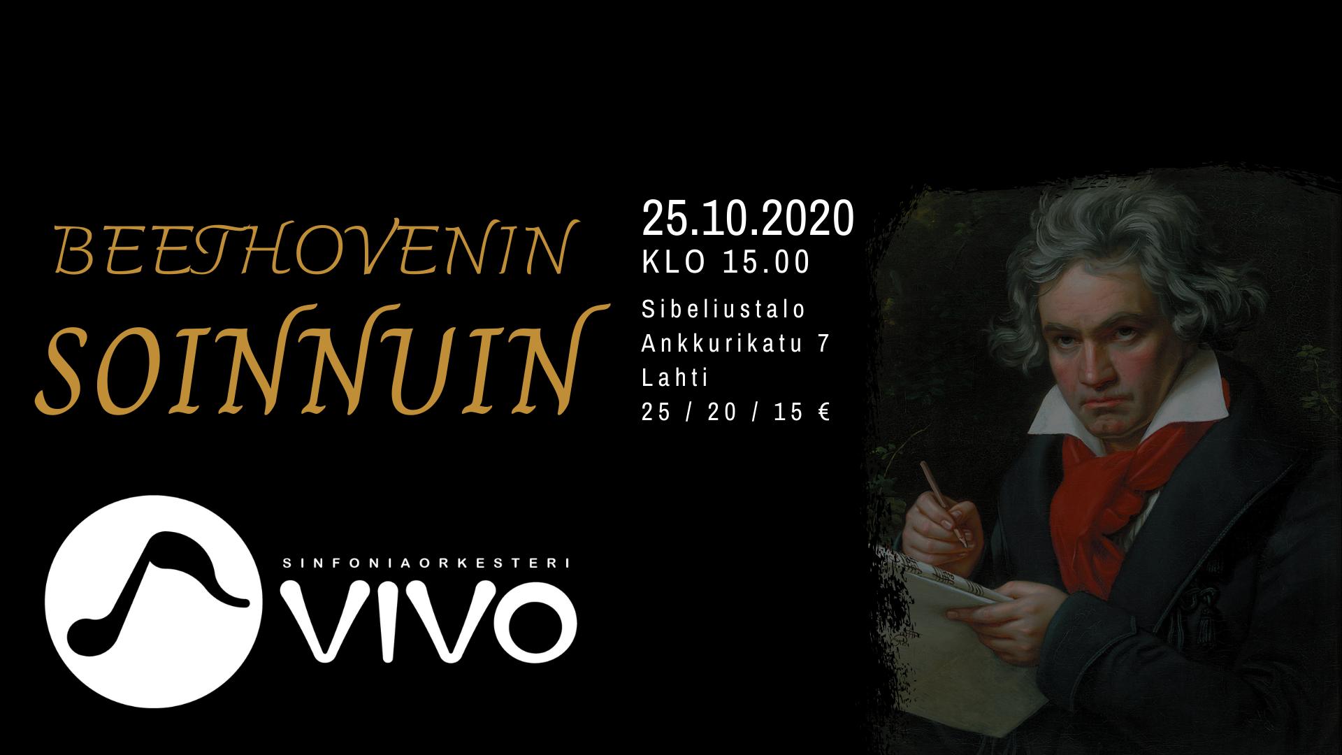 MENNYTTÄ: Beethovenin soinnuin